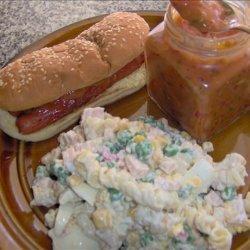 Cajun Turkey  Salad recipe