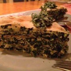 Potato Spinach Gateau #5FIX recipe