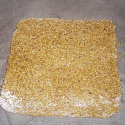 Flax Seed Matzoh (Dehydrated) recipe