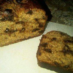 Banana Flax Chocolate Chip Loaf recipe