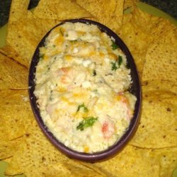 Seafood Artichoke Dip recipe