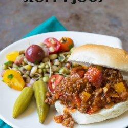 Spicy Sloppy Joes recipe