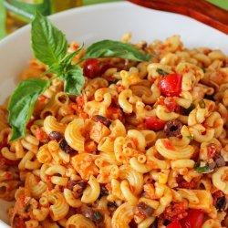 Macaroni Pasta Salad recipe