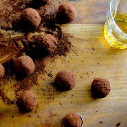 Amaretto Truffles recipe