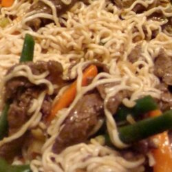 Libby's Beef and Noodles recipe