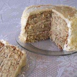 Italian Cream Cake II recipe