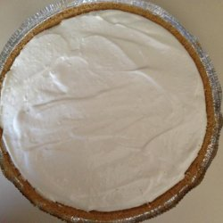 Easy Southern Lemon Icebox Pie recipe