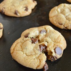 Big and Chewy Chocolate Chip Cookies recipe