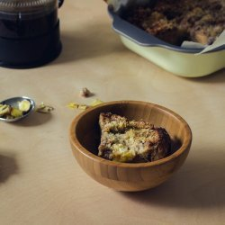 Banana Bread Pudding recipe