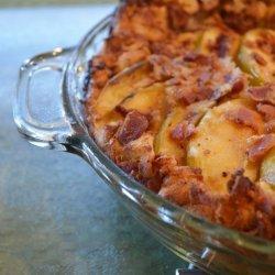 German Apple Pancakes recipe