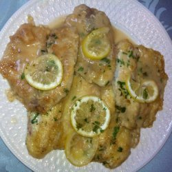 Tilapia Piccata recipe