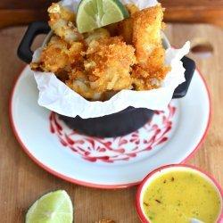 Cod Fish Cakes recipe
