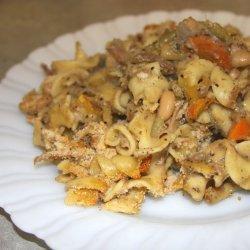 Italian Tuna Casserole recipe