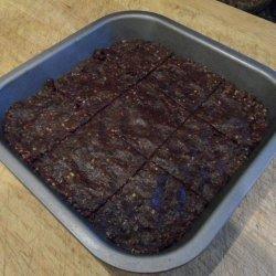 Raw Vegan Brownies recipe