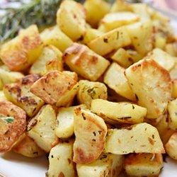 Roasted Herbed Potatoes recipe