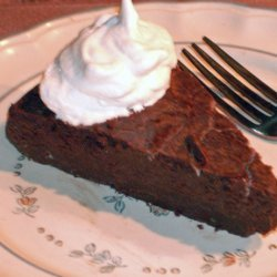 The Ultimate Chocolate Mousse Cake recipe