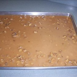 Mary's Caramel's recipe