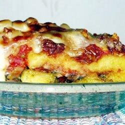 Polenta Lasagna recipe