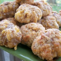 Sausage Biscuits recipe