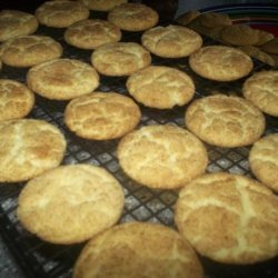Easy Snickerdoodles Cookies (From a CAKE MIX!) recipe