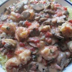 Aunt Barbra's Firecracker Shrimp recipe