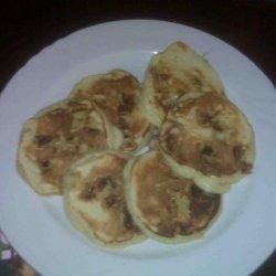 Banana Ricotta Pancakes recipe