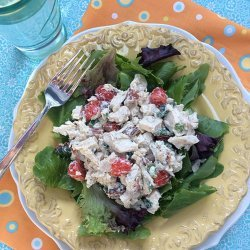 Chicken BLT Salad recipe