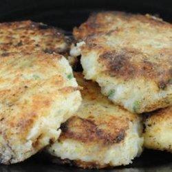 Cod Fish Cakes (Bermuda) recipe
