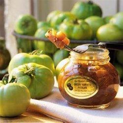 Green Tomato Pickles recipe