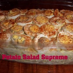 Potato Salad Supreme recipe