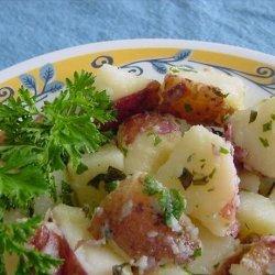 Potato and Herb Salad recipe
