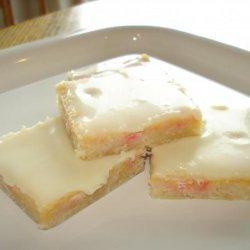 Peppermint Cream Bars recipe