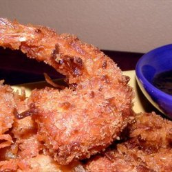 Coconut Shrimp from Dean & Deluca recipe