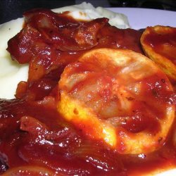 Pork Chops and Onions recipe