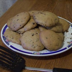Chocolate Chip Lime Cookies recipe