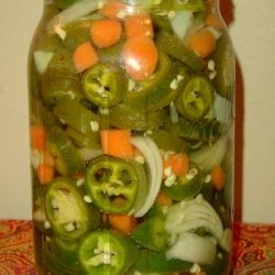 Small Batch Pickled Jalapenos recipe