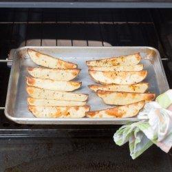 Roast Beef With Horseradish Potatoes recipe