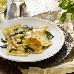 Butternut Squash Ravioli recipe