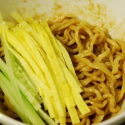 Peanut Sesame Noodles recipe
