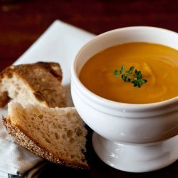 Curried Squash Soup recipe
