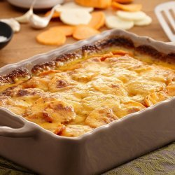 Au Gratin Potatoes recipe