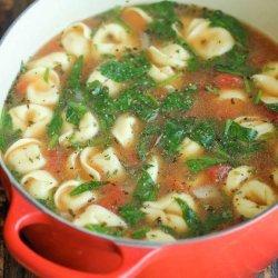 Tomato Spinach Soup recipe