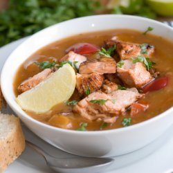 Hearty Fish Soup recipe