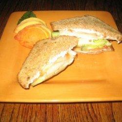 AVOCADO BACON HEIRLOOM TOMATO and CUCUMBER SANDWICH recipe