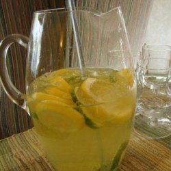 Lemon Lime Sangria recipe