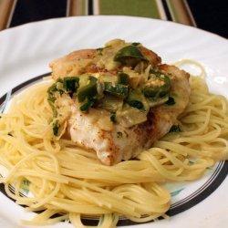 Lime Cream Sauce recipe