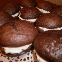 Sugar Free Mini Whoopie Pies recipe