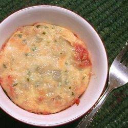 Crab and Artichoke Eggs recipe