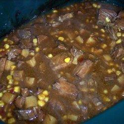 Homemade Crock Pot Beef Stew recipe