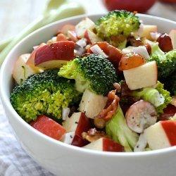 Autumn Fruit Salad recipe